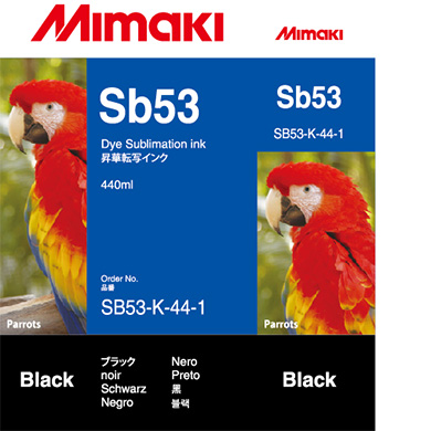 SB53-K-44 Sb53 Black