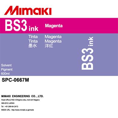 SPC-0667M BS3 Magenta