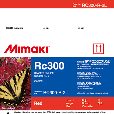 RC300-R-2L Rc300 Red