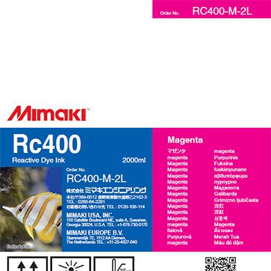 RC400-M-2L Rc400 Magenta
