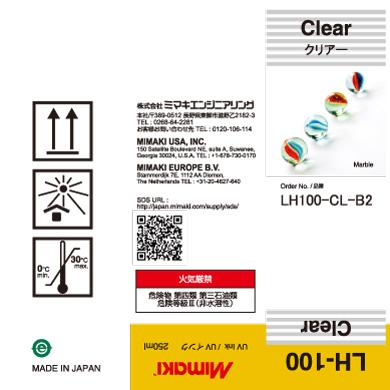 LH100-C-B2 LH-100 Clear